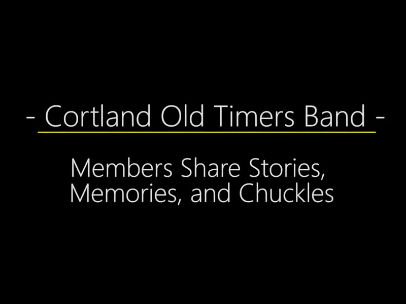 Cortland OTB Stories Memories and Chuckles Link